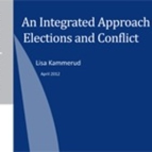 An Integrated Approach to Elections and Conflict