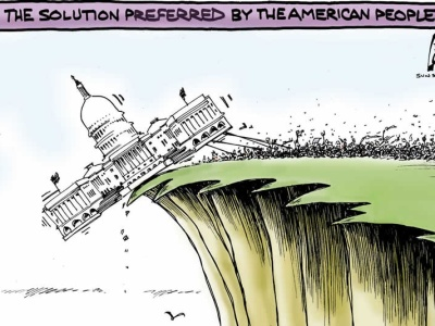 The solution preferred by  the american people